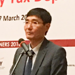 Nguyen Nam Binh (Deputy Director Ho Chi Minh City  Tax Department)