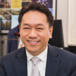 Andy Han Suk Jung (CEO of SonKim Land Corporation)