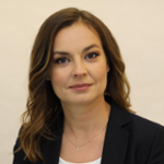 Katarzyna Dubno (Public Affairs & Market Access Director of Adamed Group)