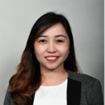 Grace Aguila (Underwriter Marine Cargo, Swiss Re Corporate Solutions)