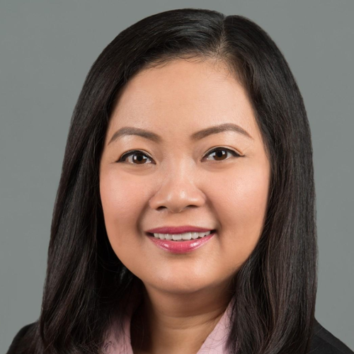 Anh Lan Mai (Chairperson of HR and Training Sector Committee of EuroCham)