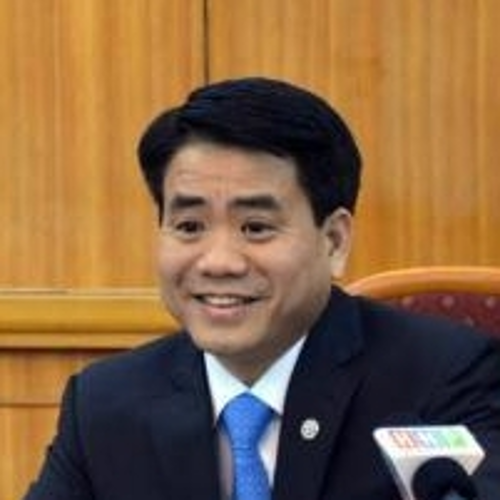 H.E. Nguyen Duc Chung (Chairman of the Hanoi People's Committee)