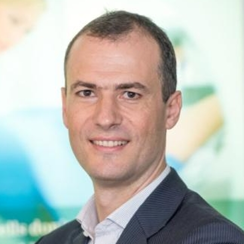 Fabrice Leguet (General Director of Siemens Healthineers)