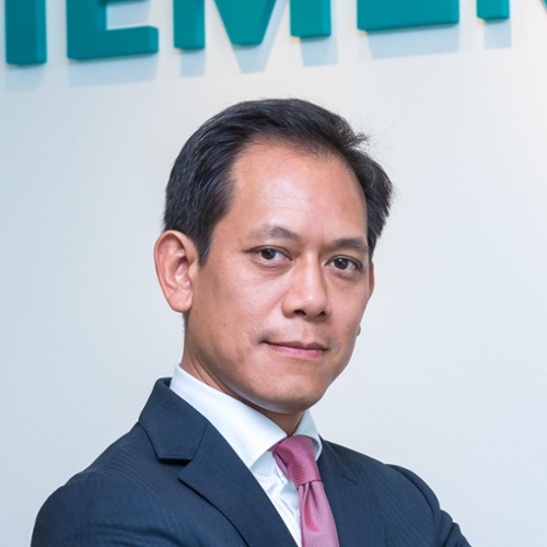 Dr. Thai-Lai Pham (President and CEO of Siemens Vietnam)