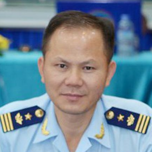 Dinh Ngoc Thang (Director of HCMC Department of Customs)
