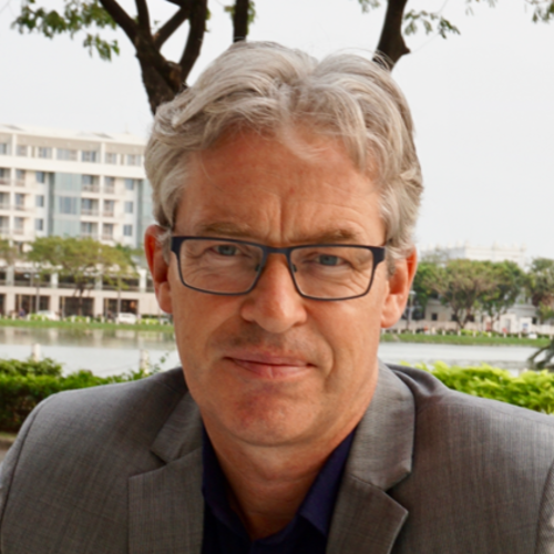 Anthony Holland (Director of EQuest Asia)