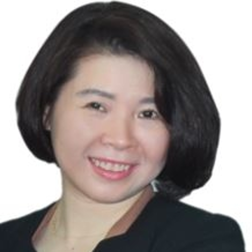 Minh Anh Luong (Country Sales Director of ABB Vietnam)