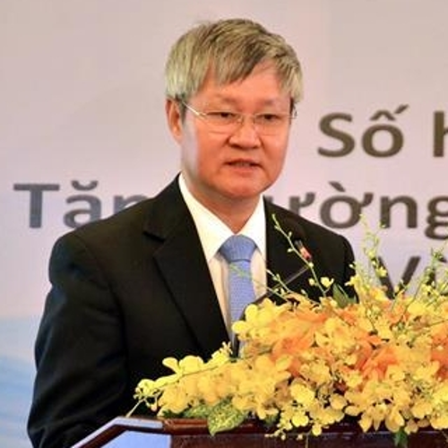 Vo Tan Thanh (Vice-President cum General Director of VCCI)