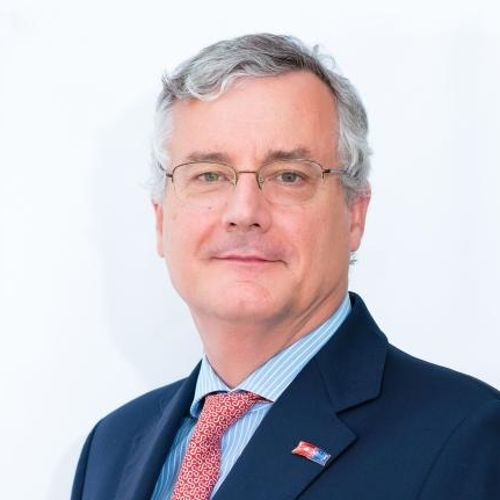 Nicolas Audier (Co-Chairman at EuroCham Vietnam)